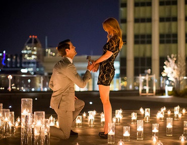 best places to propose in nyc
